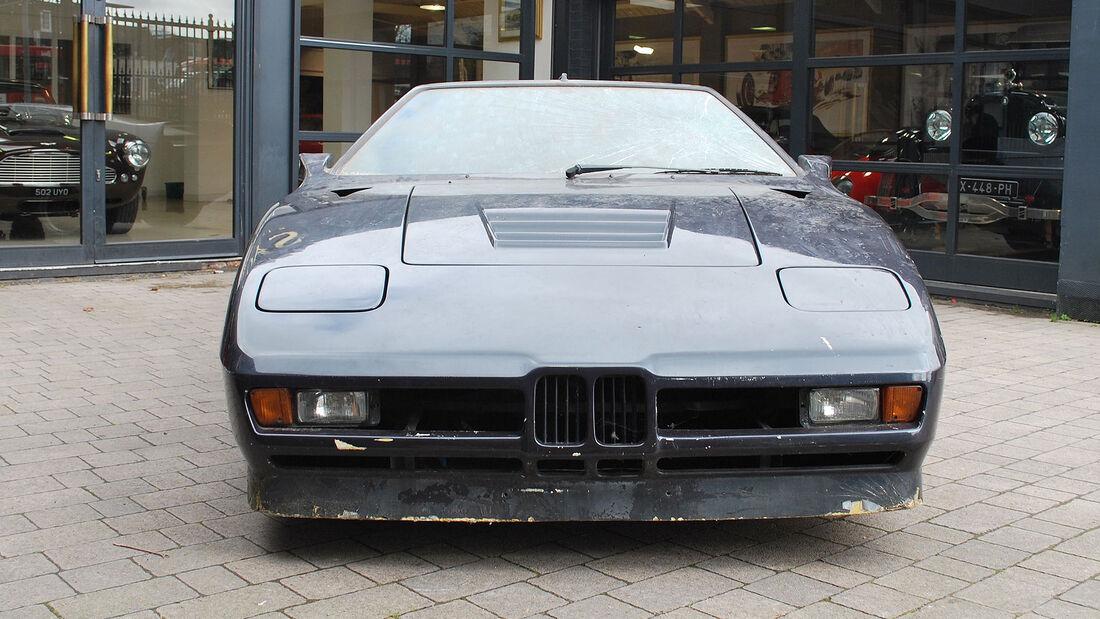 04/2019, BMW M1 LPG-Rekordauto