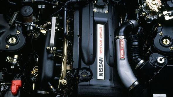 04/2019, Nissan Skyline GT-R R32 1989