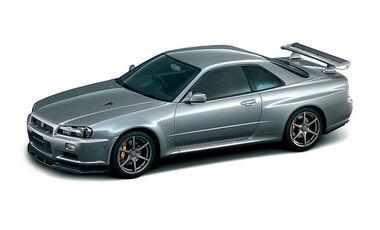 04/2019, Nissan Skyline GT-R V-Spec R34 2002