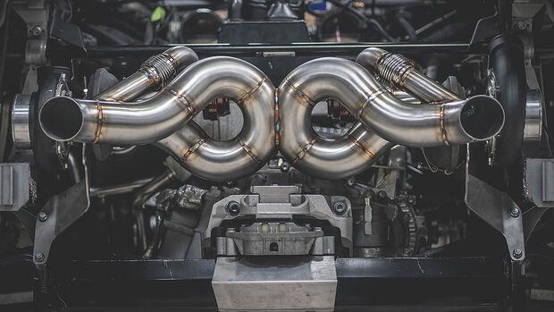04/2020, AMS Performance Lamborghini Huracan Twin Turbo