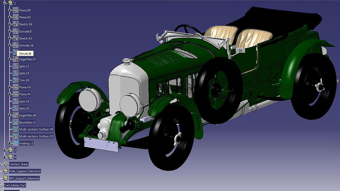 04/2020, Bentley Birkin Blower Neuauflage