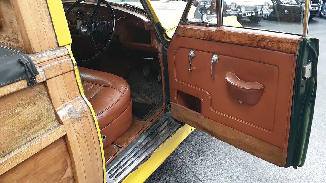 04/2020, Bentley S1 Pickup von 1956