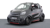 04/2020, Brabus Ultimate E Facelift auf Basis Smart Fortwo EQ Cabrio