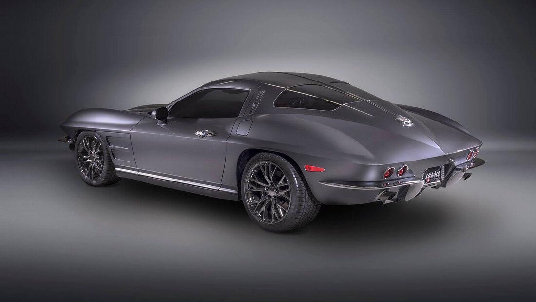 04/2020, CRC Retro-Vette auf Corvette C6 Basis