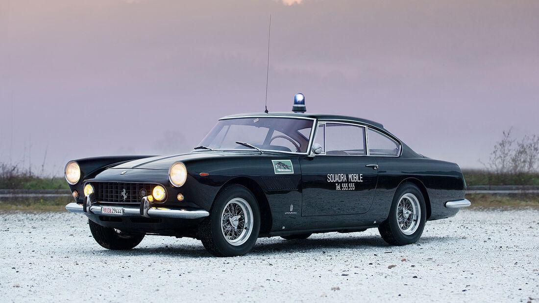 04/2020, Ferrari 250 GTE 2+2 Polizia