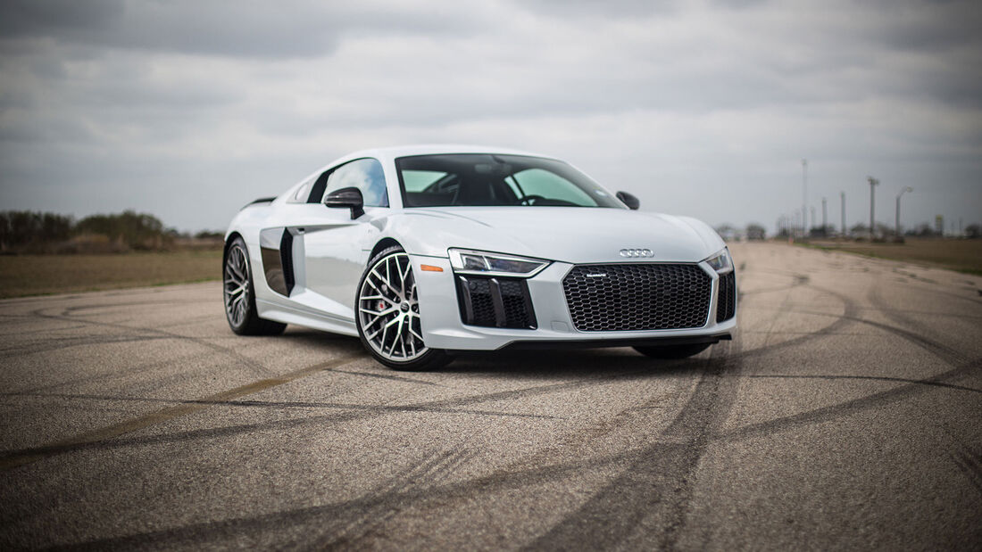 04/2020, Hennessey Audi R8 Twin Turbo HPE 900