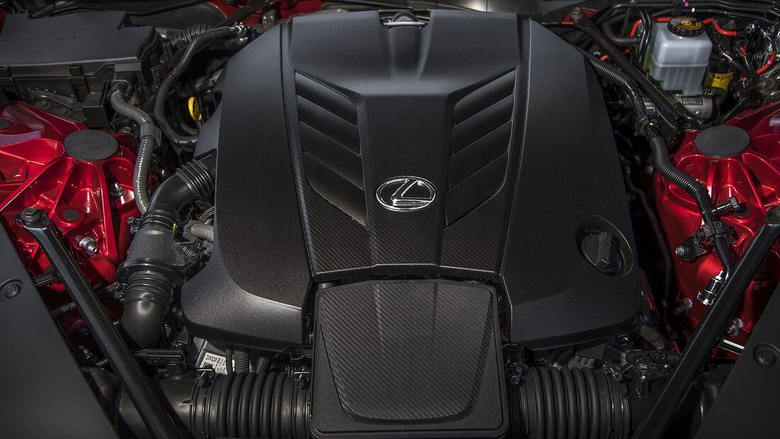 04/2020, Lexus LC Modelljahr 2021