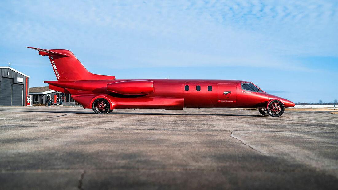 04/2020, Limo-Jet 42' Lear Jet