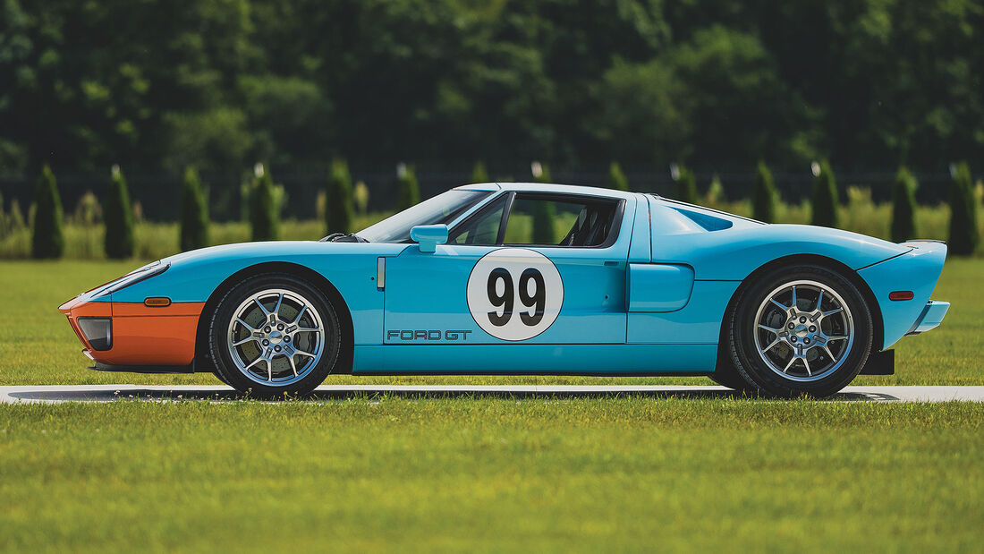 04/2020, RM Sotheby's The Elkhart Collection Ford GT Wayne Gretzky