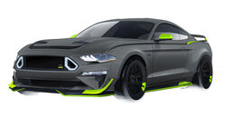 04/2020, RTR Ford Mustang 10th Anniversary