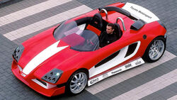 04/2020, Toyota MR2 Street Affair Concept Car