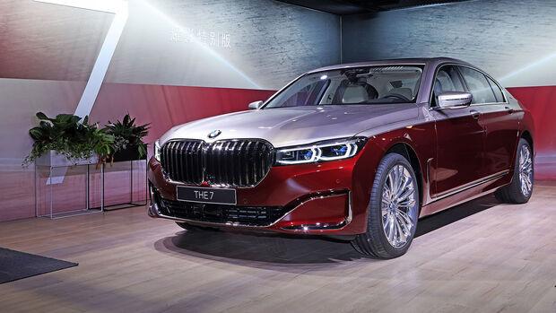 04/2021, BMW 7er Two-Tone Shanghai Auto Show