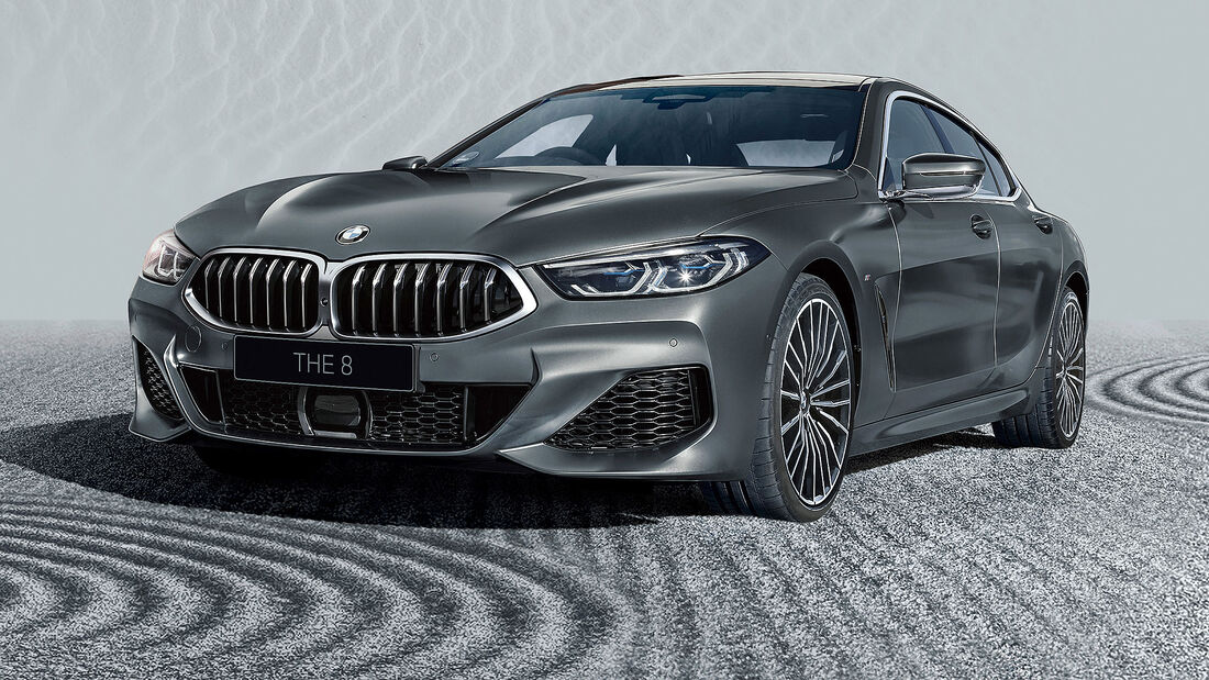 04/2021, BMW 8er Gran Coupe Collectors Edition