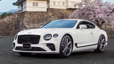 04/2021, Bentley Continental GT V8 Equinox Edition by Mulliner