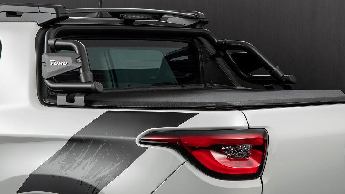 04/2021, Fiat Toro Brasilien Facelift
