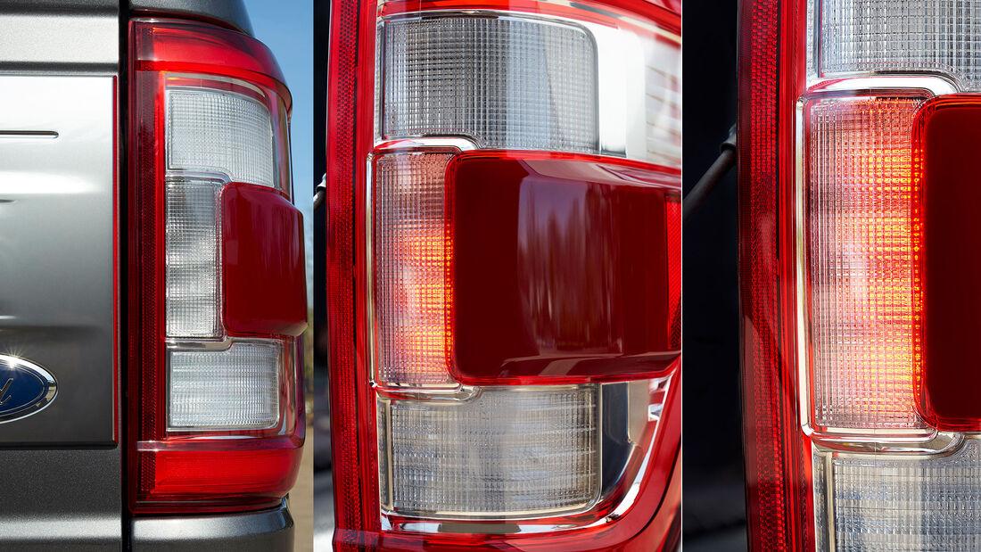 04/2021, Ford F-150 Modellpflege Sommer 2021