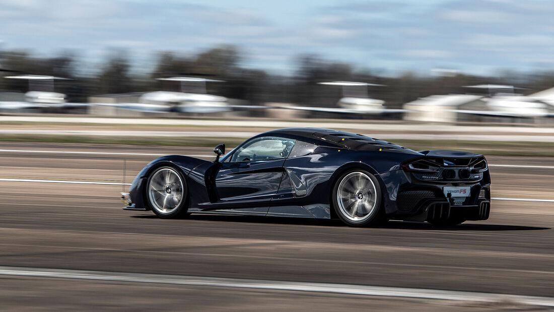 04/2021, Hennessey Venom F5 Serienversion