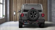 04/2021, Jeep Wrangler 4xe mit Mopar-Werks-Tuning und Zubehör