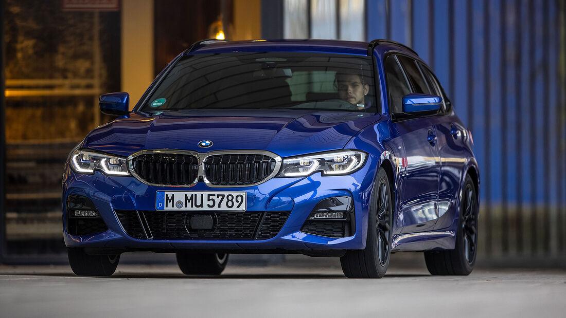 04/2021, Kosten und Realverbrauch BMW 320i Touring M Sport