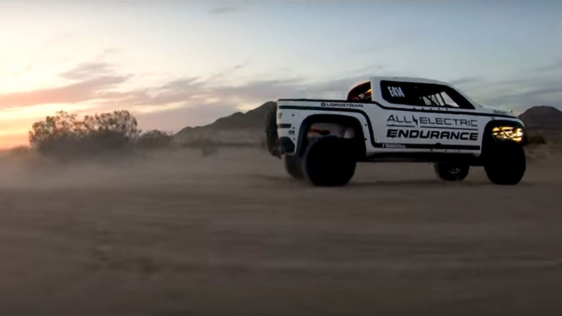 04/2021, Lordstown Endurance Baja Racer