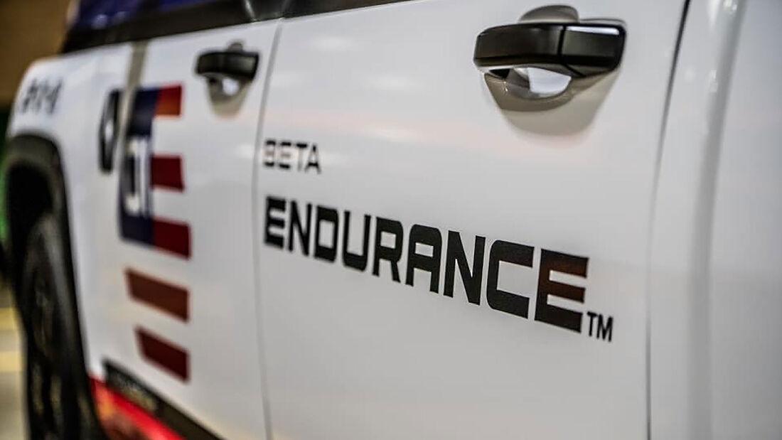 04/2021, Lordstown Endurance Beta Prototyp