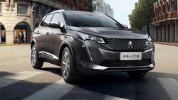 04/2021, Peugeot 4008 China