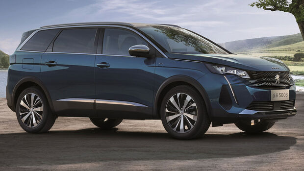 04/2021, Peugeot 5008 China