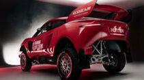 04/2021, Prodrive Hunter Dakar Rallyeauto