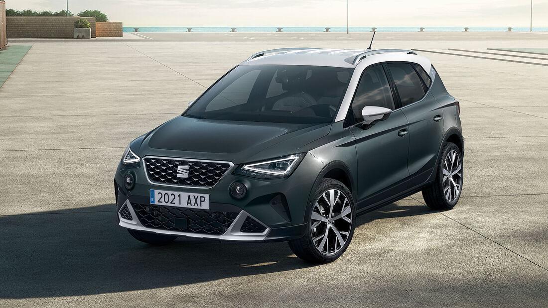 04/2021, Seat Arona Facelift 2021