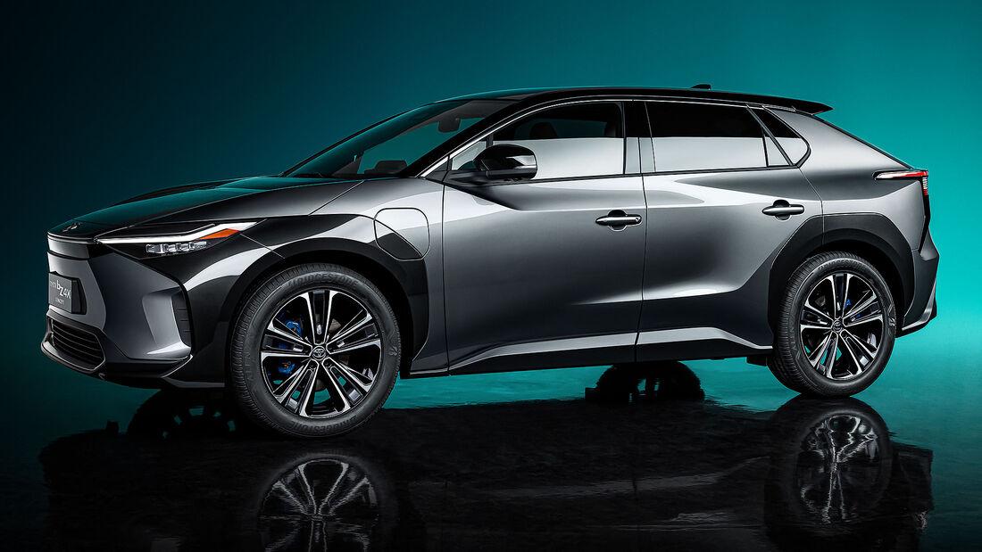 04/2021, Toyota BZ4X Concept