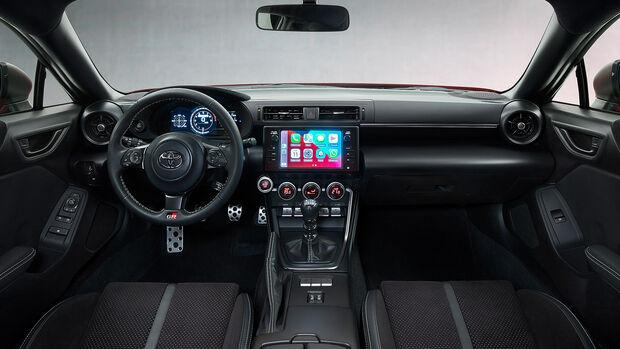 04/2021, Toyota GR 86