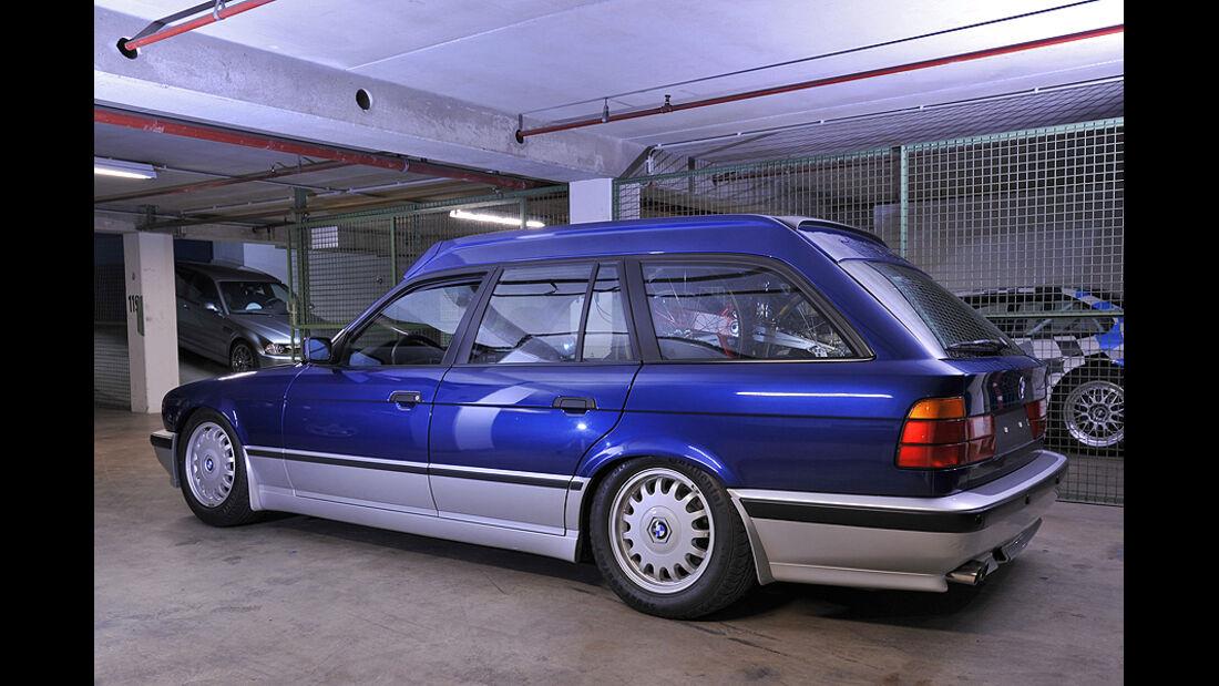 05/11 BMW M GmbH, Prototypen, BMW 530i Hochdach Touring