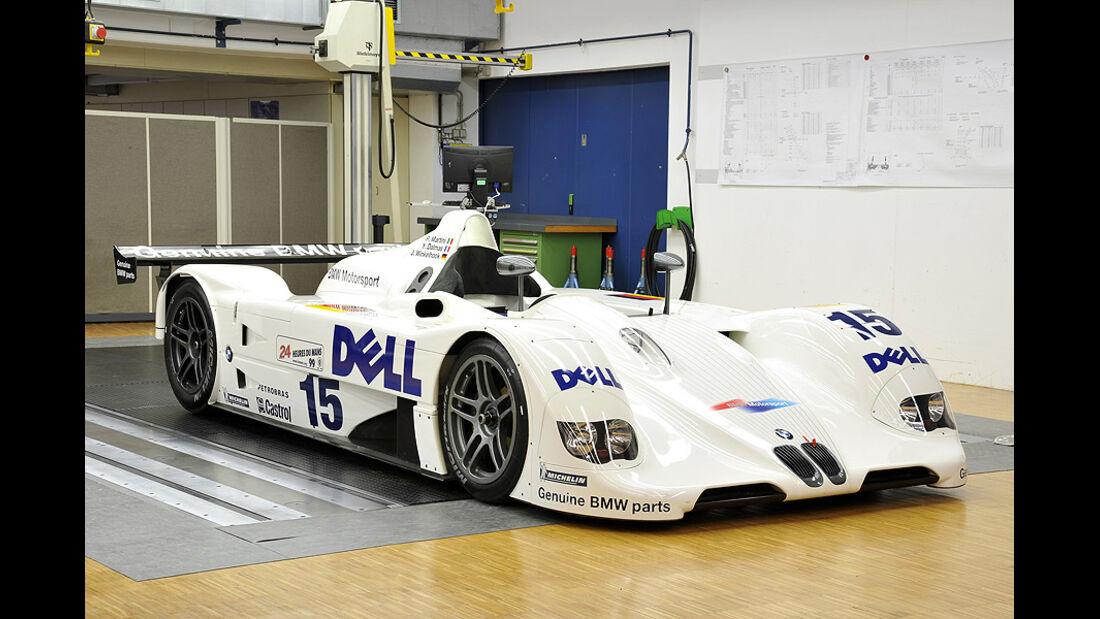 05/11 BMW M GmbH, Prototypen, BMW LM V12