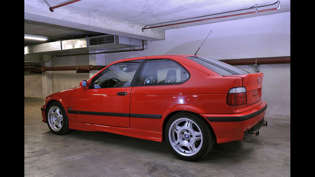 05/11 BMW M GmbH, Prototypen, BMW M3 Compact E36