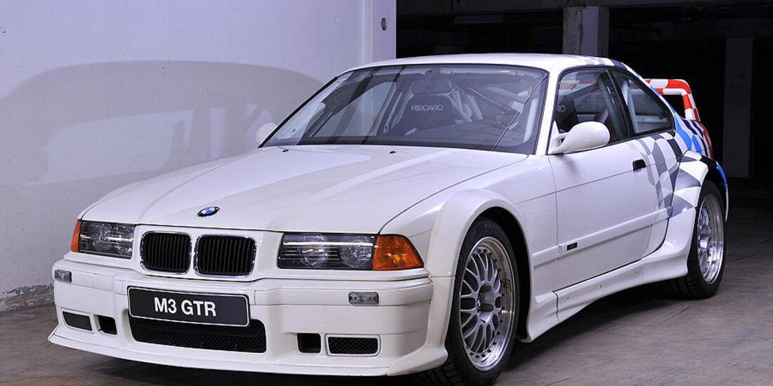 05/11 BMW M GmbH, Prototypen, BMW M3 GTS V8