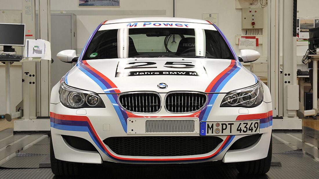 05/11 BMW M GmbH, Prototypen, BMW M5 Ringtaxi