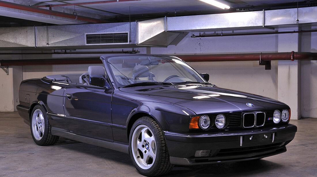 05/11 BMW M GmbH, Prototypen, BMW M5 cabrio, E34