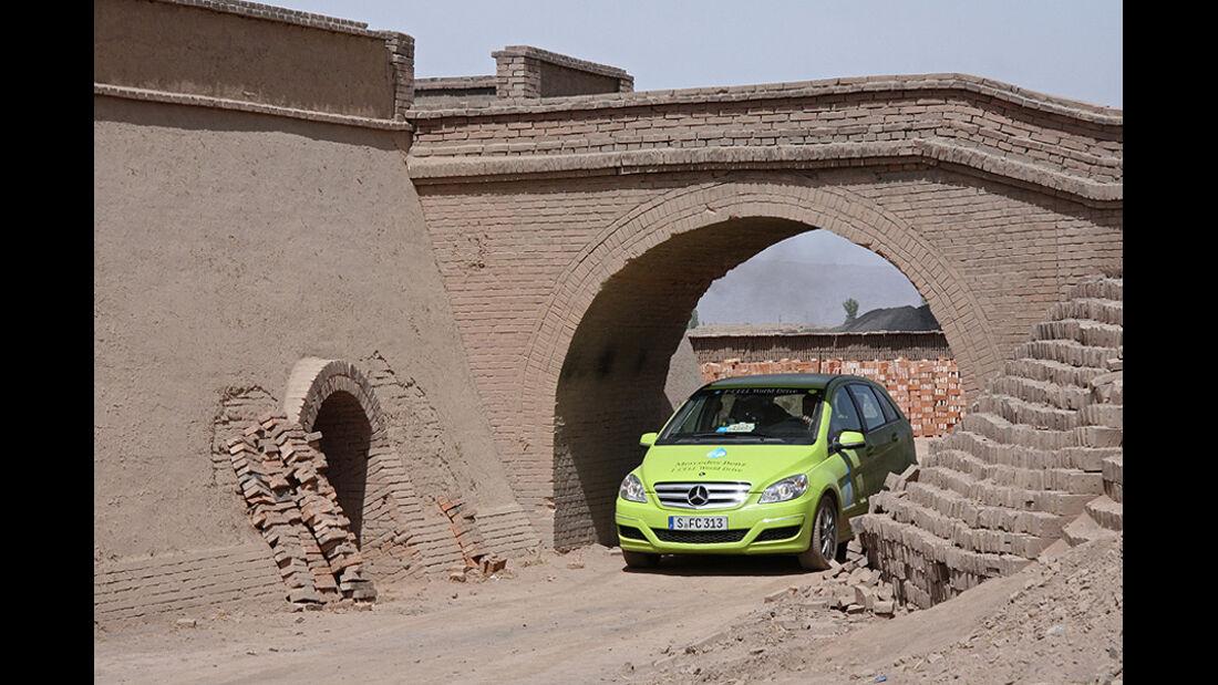 05/11 F-Cell World Drive, Mercedes 47.Etappe, Wuwei-Jiayuguan