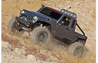 05/11 Hauck Designs Jeep, Hinterachse