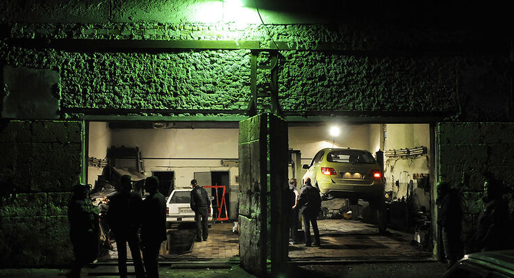 05/11 Mercedes F-Cell World Drive, B-Klasse, Brennstoffzelle, 55. Tag