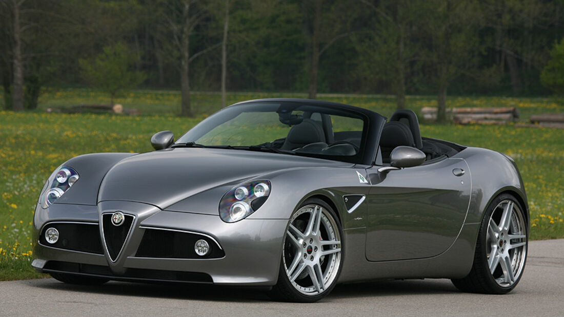 05/11 Novitec Alfa Romeo 8C Kompressor