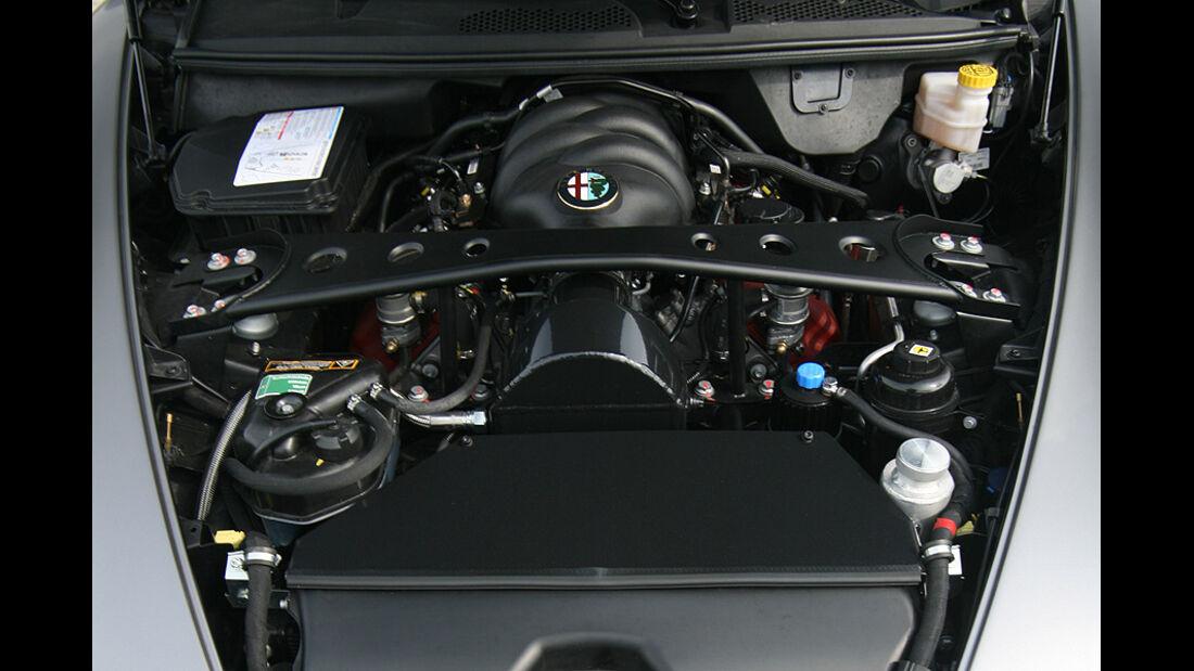05/11 Novitec Alfa Romeo 8C Kompressor, Motor