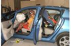 05/2011, EuroNCAP, Nissan Leaf,