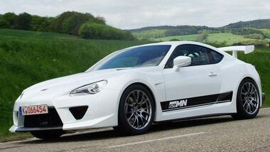 05/2012, Gazoo Racing FR-S Concept Toyota GT 86-Basis