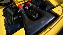05/2012, Novitec Rosso Ferrari 458 Spider, Motor