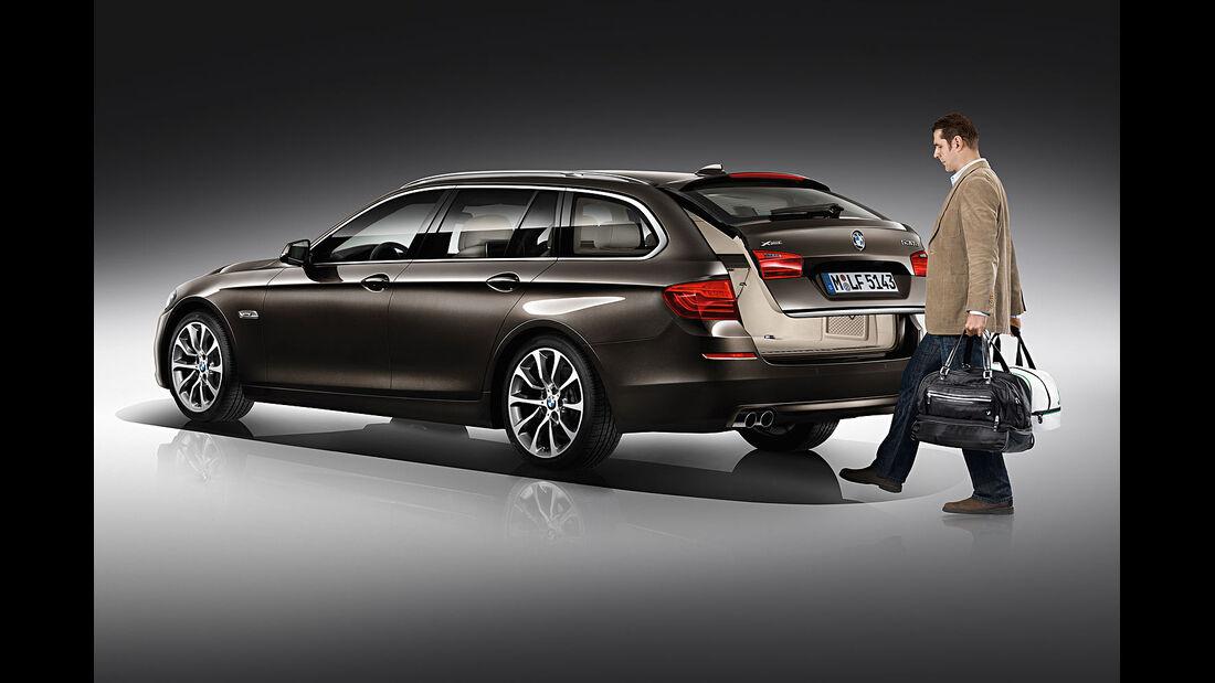 05/2013, BMW 5er Touring