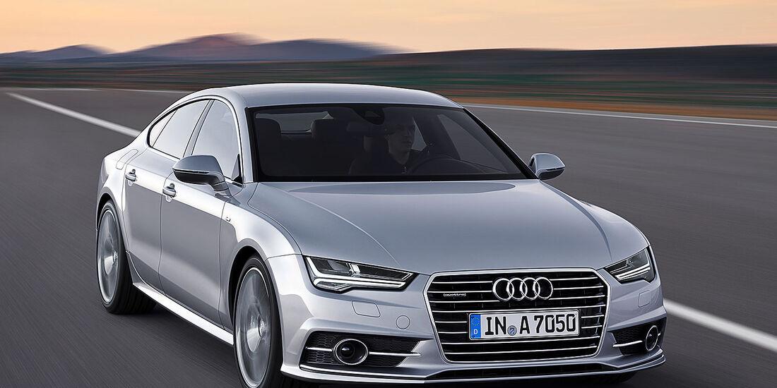 05/2014 Audi A7 Facelift