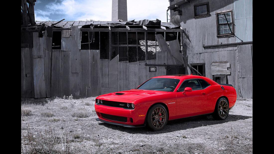 05/2014 Dodge Challenger SRT Hellcat