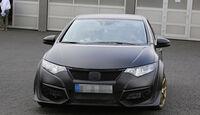 05/2014 Erlkönig Honda Civic R-Type