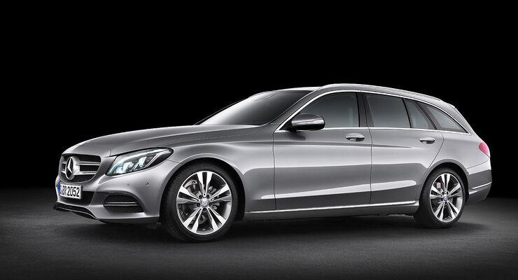 05/2014 Mercedes C-Klasse T-Modell Kombi